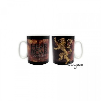 "Mug - Game Of Thrones - ""Famille Lannister """