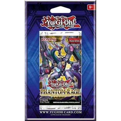 Yu-Gi-Oh! - Blister Booster - Playing cards