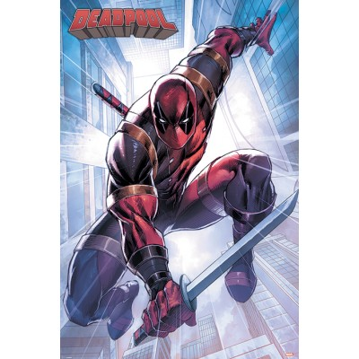 Maxi Poster - Action Pose - Deadpool