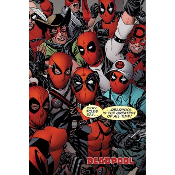 Maxi Poster - Selfie - Deadpool
