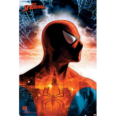 Maxi Poster - Protector Of The City - Spiderman