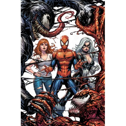 Maxi Poster - Venom and Carnage fight - Venom