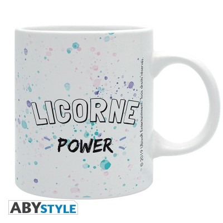 Mug - Lapin Crétin - Licorne - Subli