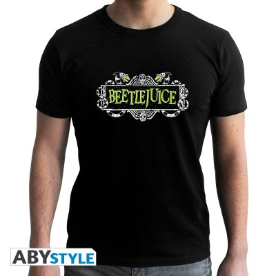 T-shirt Beetlejuice - Logo - XXL Homme