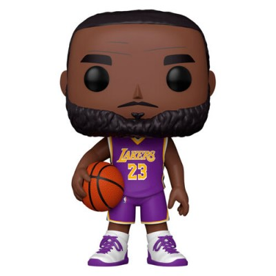 LeBron James (Purple Jersey) - Super Oversize 10' - Lakers (...) - Pop Sport
