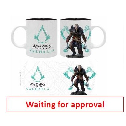 Mug - Assassin's Creed - Valhalla - Subli