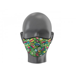 Masque lavable - COVID - Cartoon