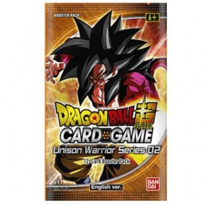 "JCC - Booster ""Unison Warrior Serie 02"" B11 - Dragon Ball Super Serie 11 (FR) - (24 boosters)"