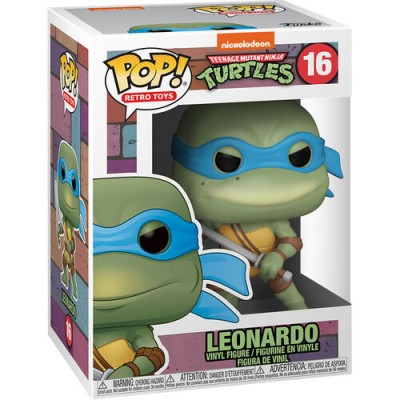 Leonardo - Les Tortues Ninja (16) - Pop Vinyl