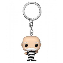 Mr. Monopoly In Jail - Monopoly - Pocket POP Keychain