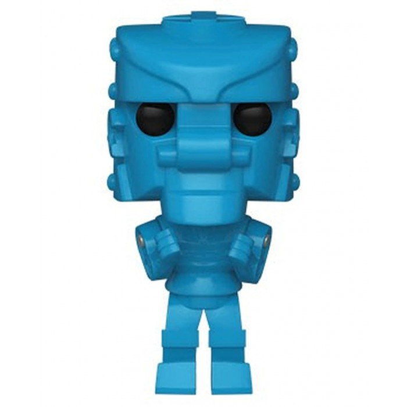 Rock 'Em Sock 'Em Robot (Blue) - Mattel (...) - Pop Vinyl