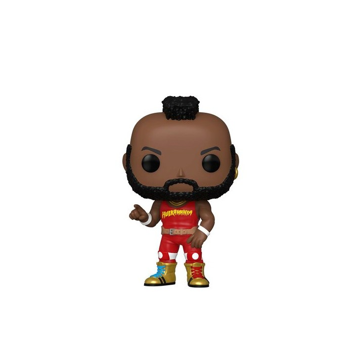 Mr T - WWE (...) - Pop Sport