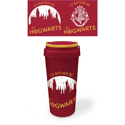 Harry Potter - Mug cup - I'd rather be at Hogwarts