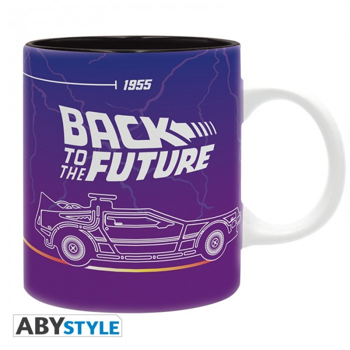 Back to the Future - Mug cup - 1.21 GW