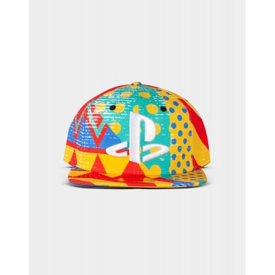 Casquette - Playstation - All Over - Homme