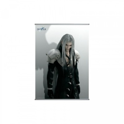 Final Fantasy VII - Sephiroth - Wall Scroll Art