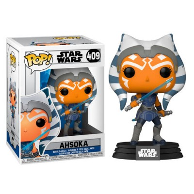 Ahsoka - Star Wars: Clone Wars (409) - Pop TV