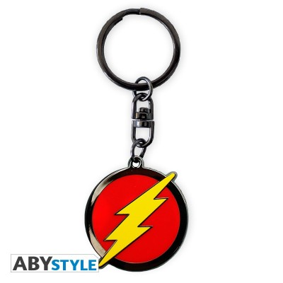Porte-Clef - Flash - Logo