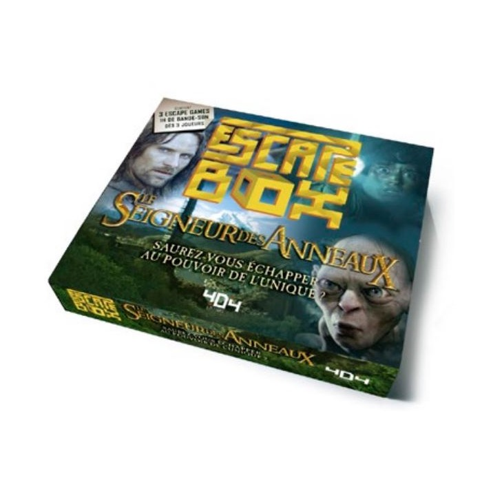 Lord of the Rings - Escape Box