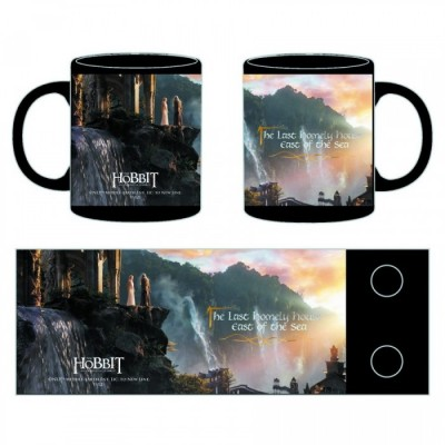 """Mug - The Hobbit - """"The Last Homely house east of the sea"""""""