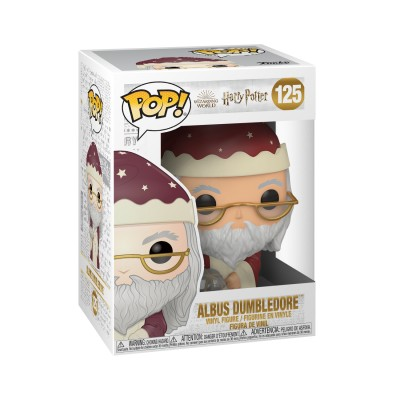 Dumbledore Holiday - Harry Potter (125) - Pop Movies