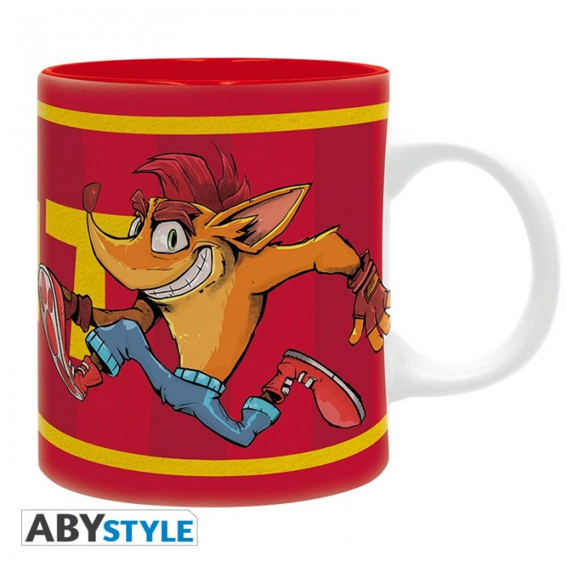 Crash Brandicoot - Mug cup - Crash TNT