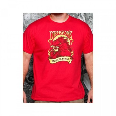 T-Shirt Blizzard - Dragon's Brew - XL