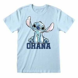T-shirt - Lilo et Stitch - Pastel Stitch - XL Homme