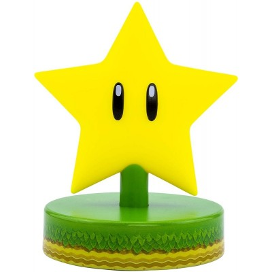 Lampe - Super Mario - Super Star