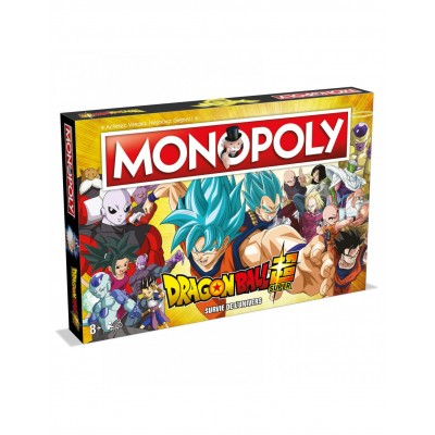 Monopoly - Dragon Ball Super (FR)