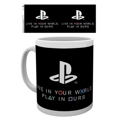 Mug - Playstation - World