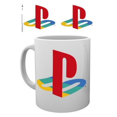 Mug - Playstation - Colour logo