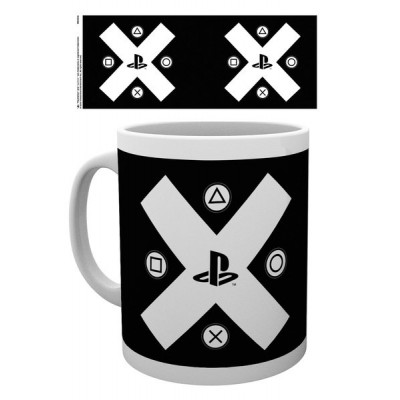 Mug - Playstation - X