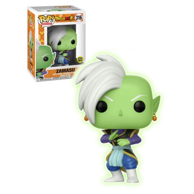 Zamasu (Glow) - Dragon Ball Super (316) - Pop Animation - Exclusive