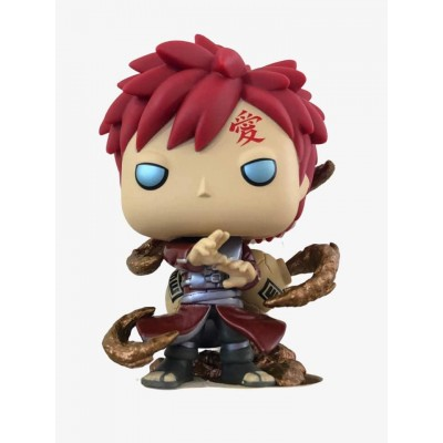 Gaara (Metallic) - Naruto (728) - Pop Animation - Exclusive