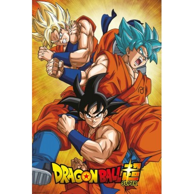 Poster - Dragon Ball Super - Goku