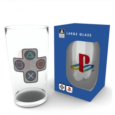 Verre - Playstation - Buttons
