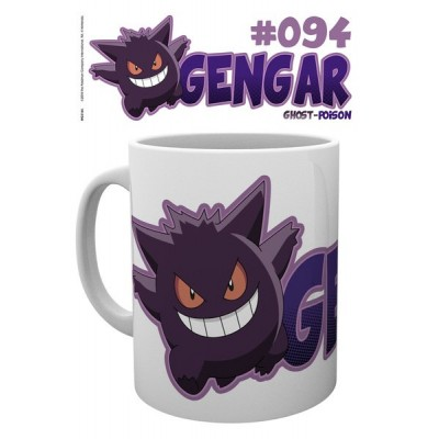 Mug - Halloween Gengar - Pokemon