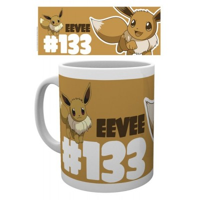Mug - Eevee 133 - Pokemon