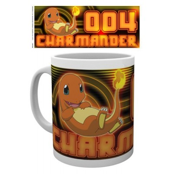 Mug - Charmander Neon - Pokemon