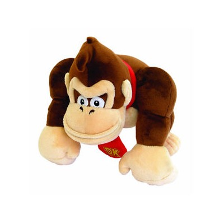 Peluche - Donkey Kong - Super Mario