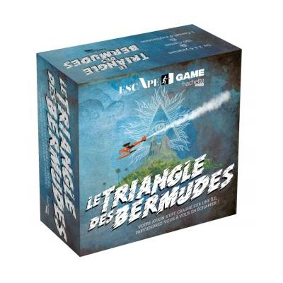 Escape Game - Escape Box - Le triangle des Bermudes