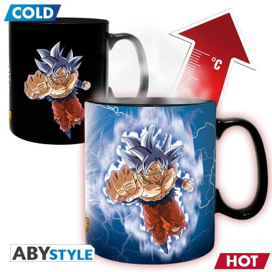 Mug Thermo Réactif - Goku Vs Jiren