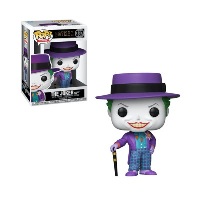Joker with Hat - Batman 1989 (337) - Pop Heroes