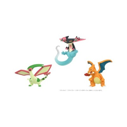 Pokemon - Figurine PVC - Set Mugen Battle