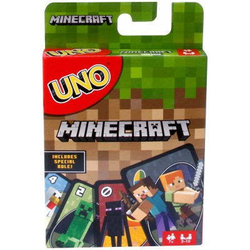 UNO - Minecraft - Import US
