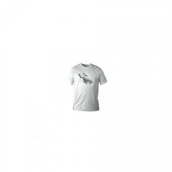 T-shirt SD Toys - Star Trek - U.S.S. Entreprise - Blanc - M