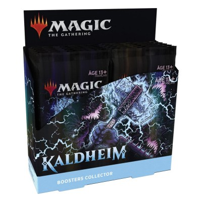 MTG - Collector Booster - Kaldheim - (x12 boosters) - FR