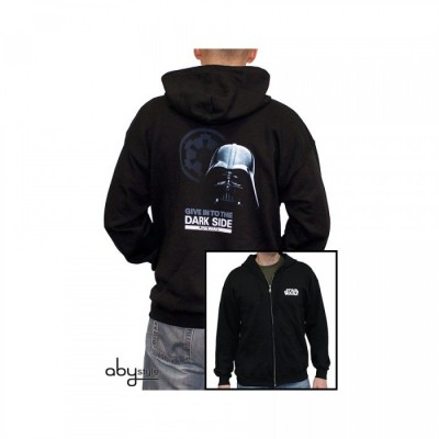 Sweat Give In To The Dark Side - Star Wars - XL