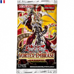 JCC - Booster sous blister - Vortex Embrasé - Yu-Gi-Oh! x20 (FR)